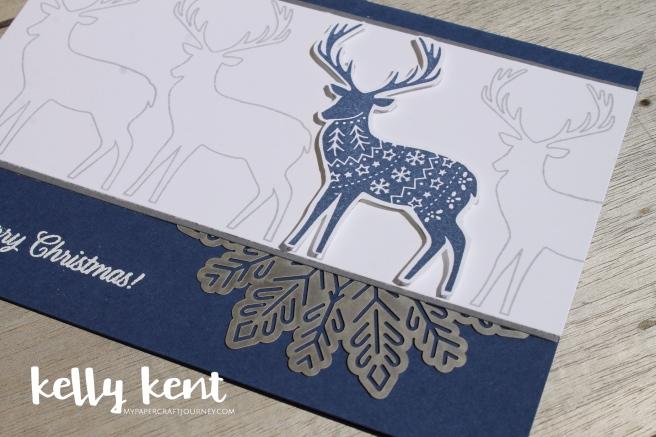 Merry Patterns Reindeer | kelly kent