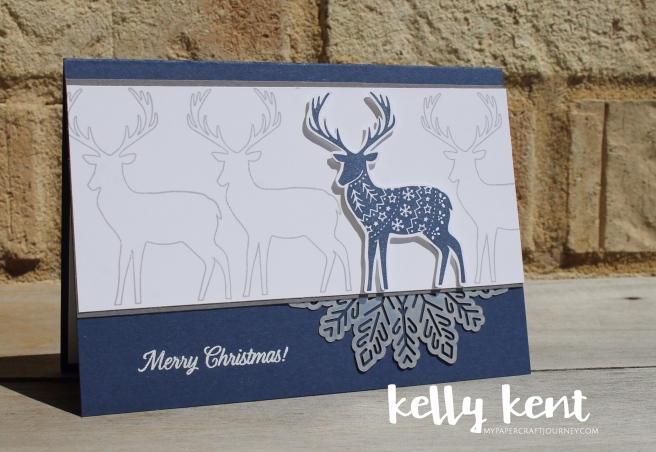 Merry Patterns Reindeer | kelly kent