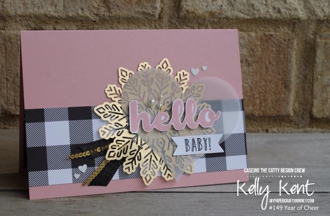 CTC #149 Hello Baby | kelly kent
