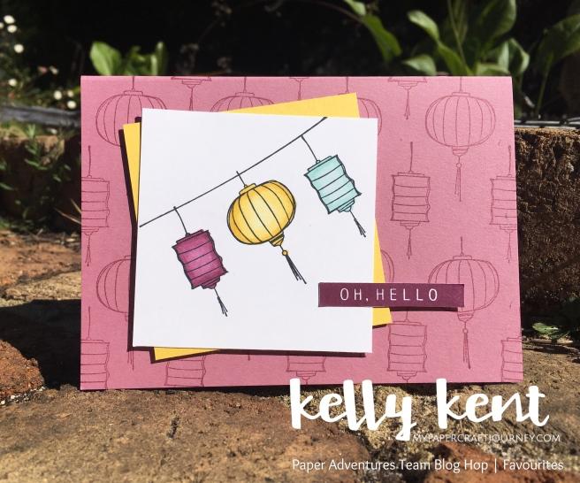 Stampin' Blends | kelly kent