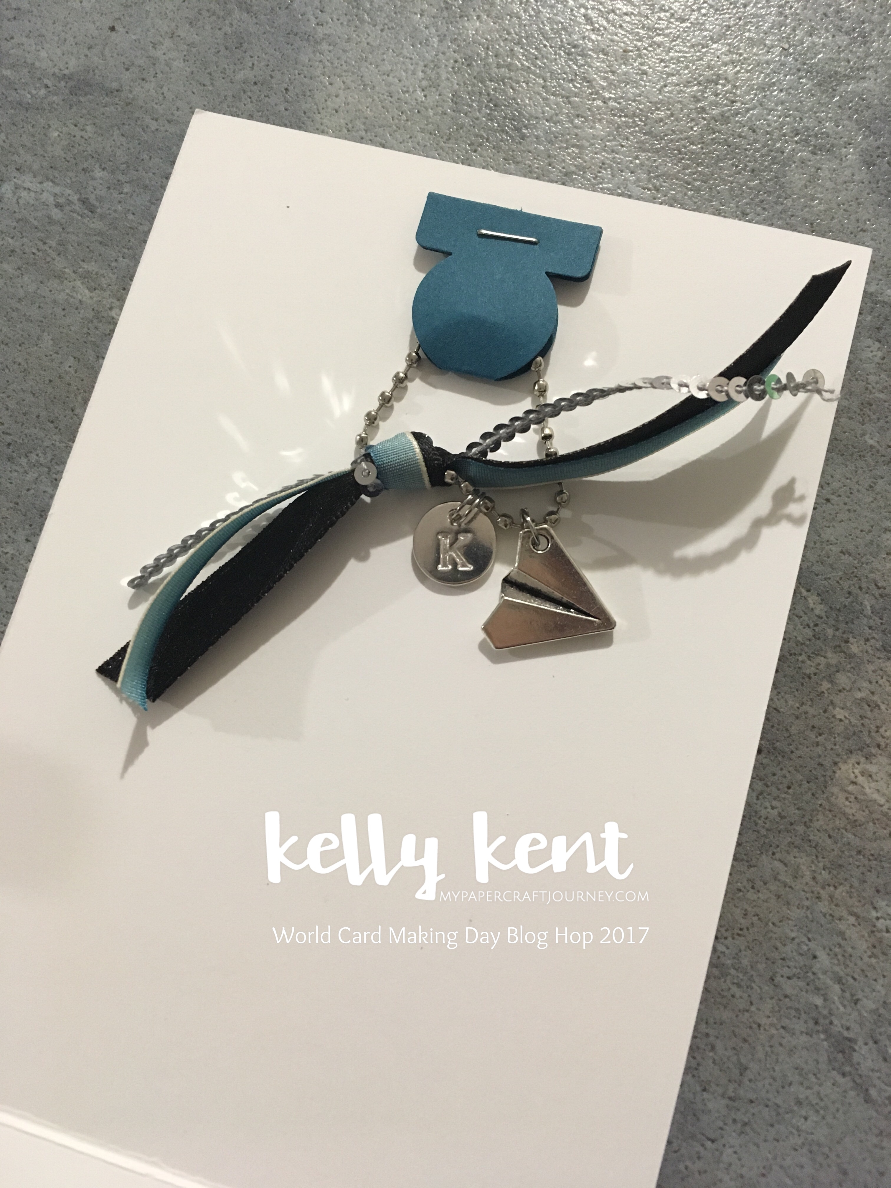 End of Stampin' Up! Year Team Gifts | kelly kent
