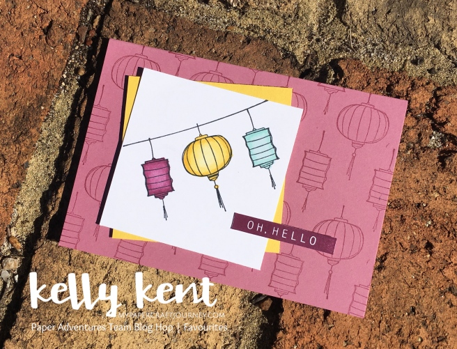 Stampin' Blends | kelly kent