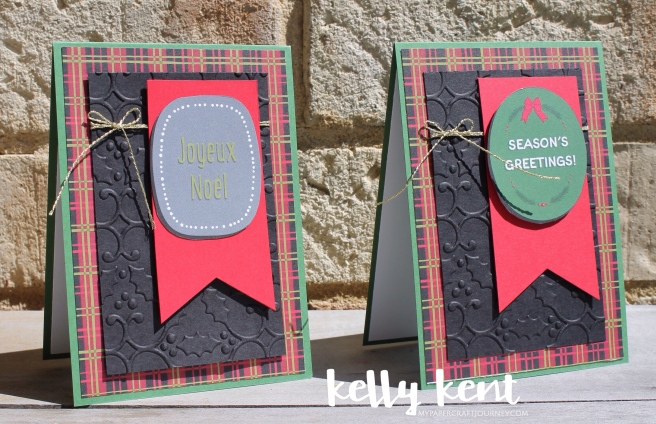 Christmas Around the World DSP | kelly kent