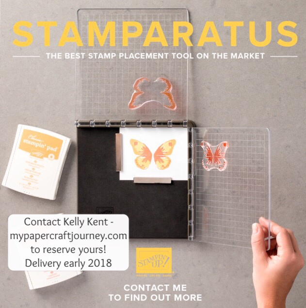 Stamparatus - pre-order now for 2018 delivery | kelly kent