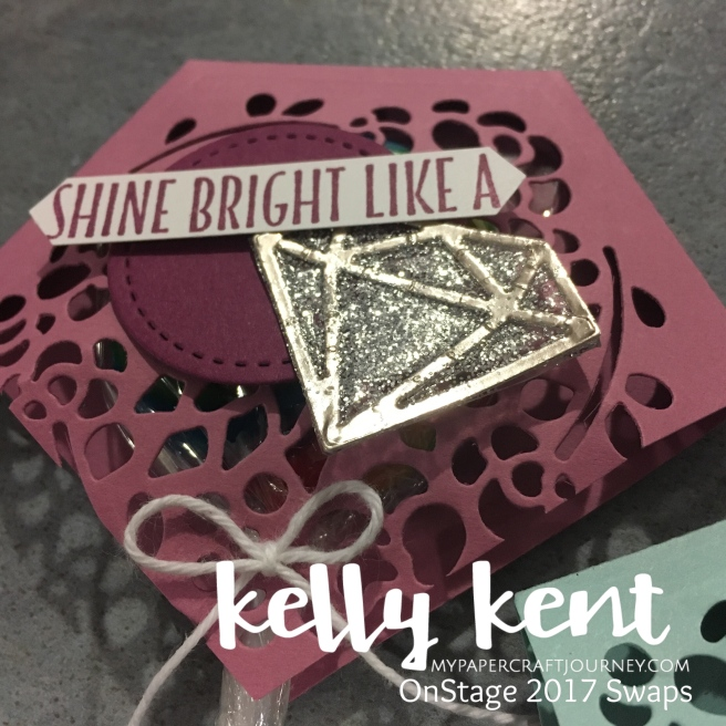 OnStage 2017 Diamond Lollipops | kelly kent