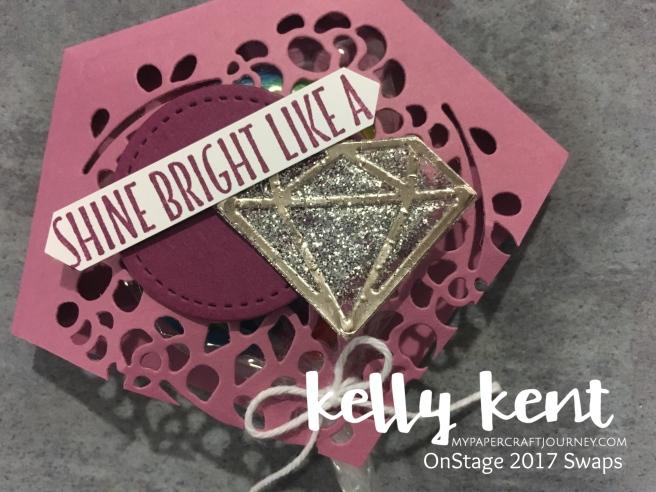 OnStage 2017 Diamond Lollipops | kelly kent