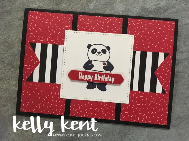 Party Pandas | kelly kent