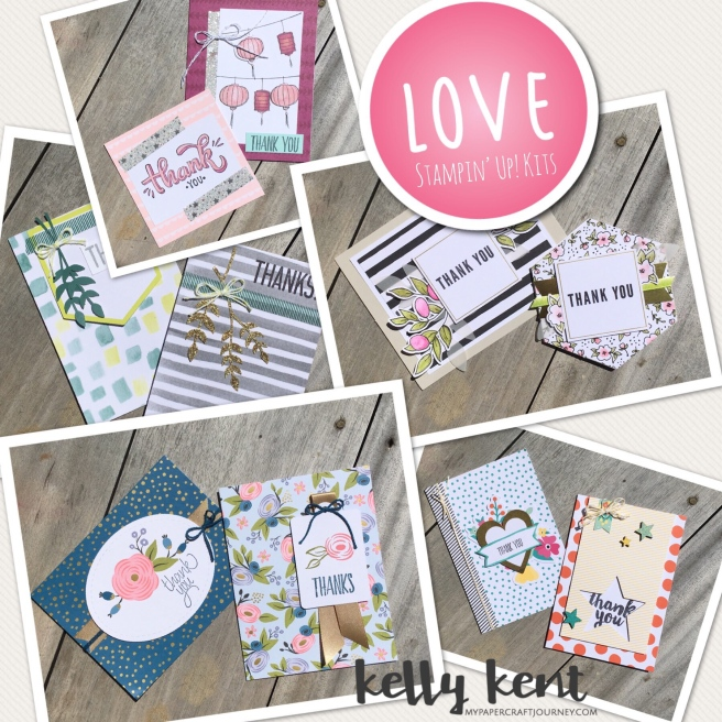 Stampin' Up! Kits | kelly kent