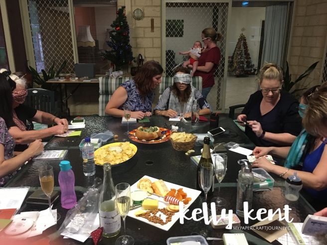 Paper Adventures Christmas Party 2017