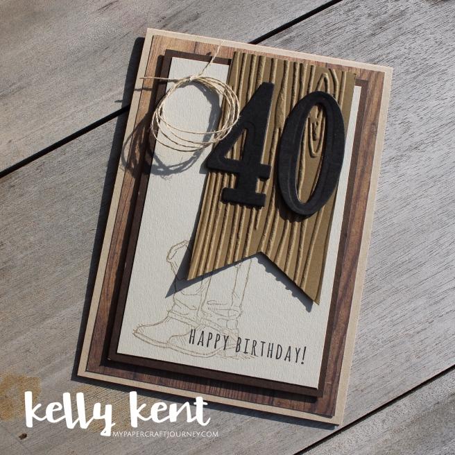 Cowboy Birthday | kelly kent