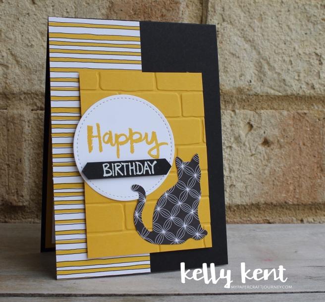 Birthday Cat | kelly kent