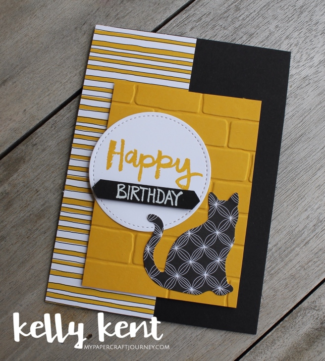 Birthday Cat | kelly kent