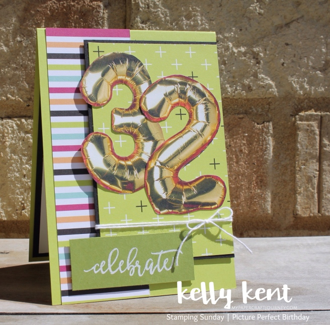 Picture Perfect Birthday | kelly kent