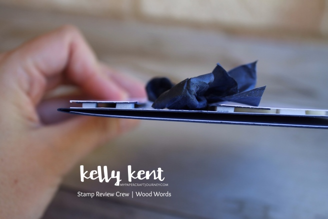 Stamp Review Crew - Wood Words | kelly kent