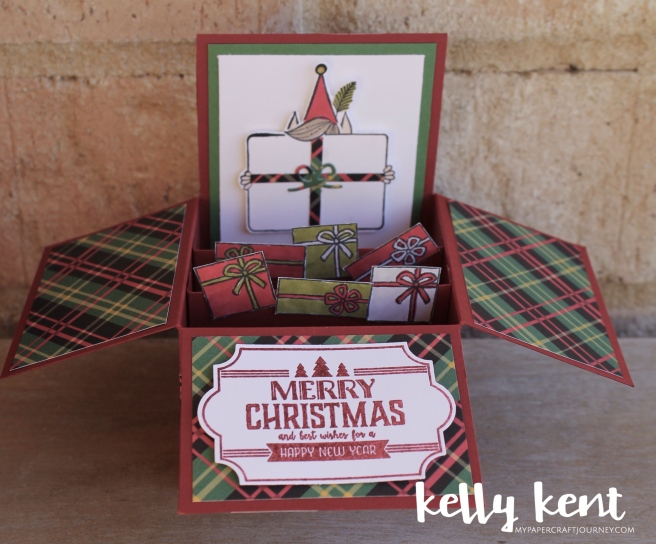 Elf in a Box | kelly kent