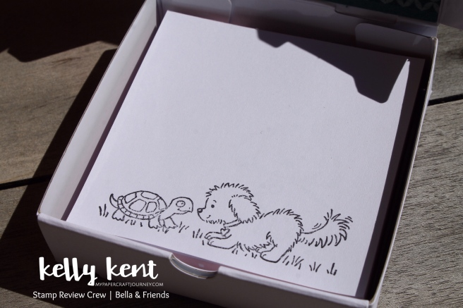 Stamp Review Crew - Bella & Friends | kelly kent
