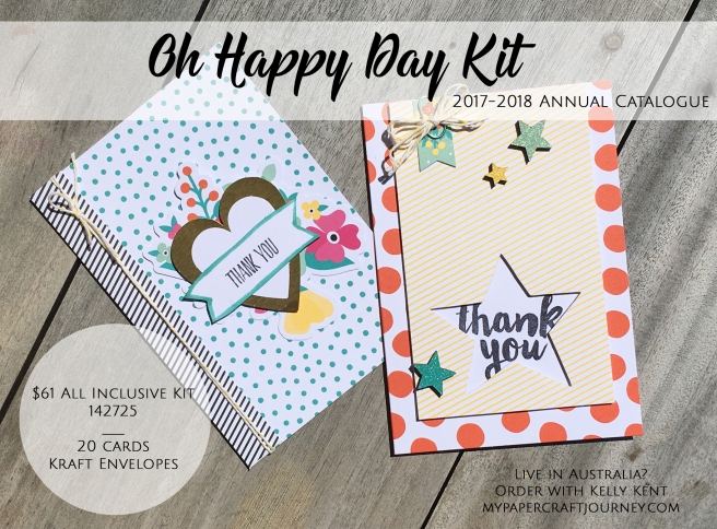 Oh Happy Day Kit | kelly kent
