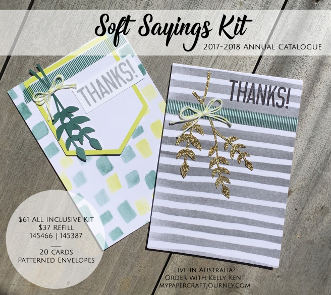 Soft Sayings Kit | kelly kent