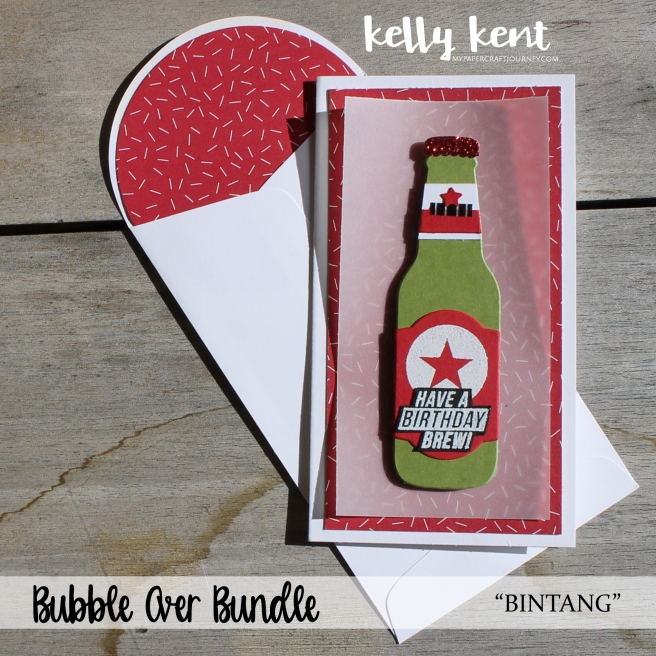 Bubble Over - Bintang | kelly kent
