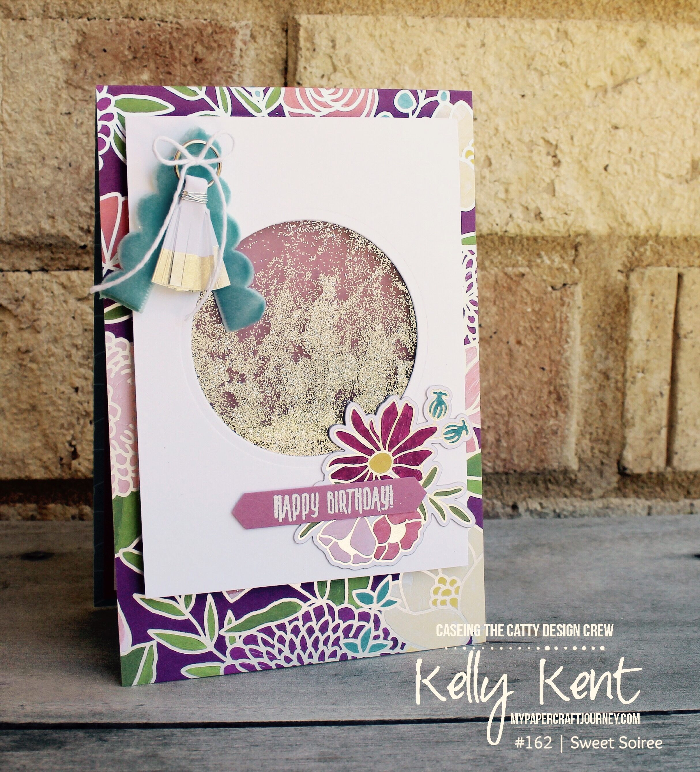 CASEing the Catty #162 Sweet Soiree | kelly kent