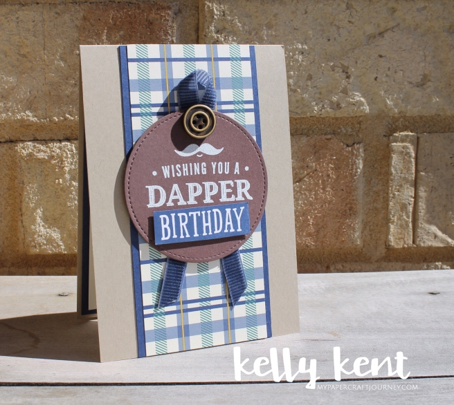 Dapper Birthday | kelly kent