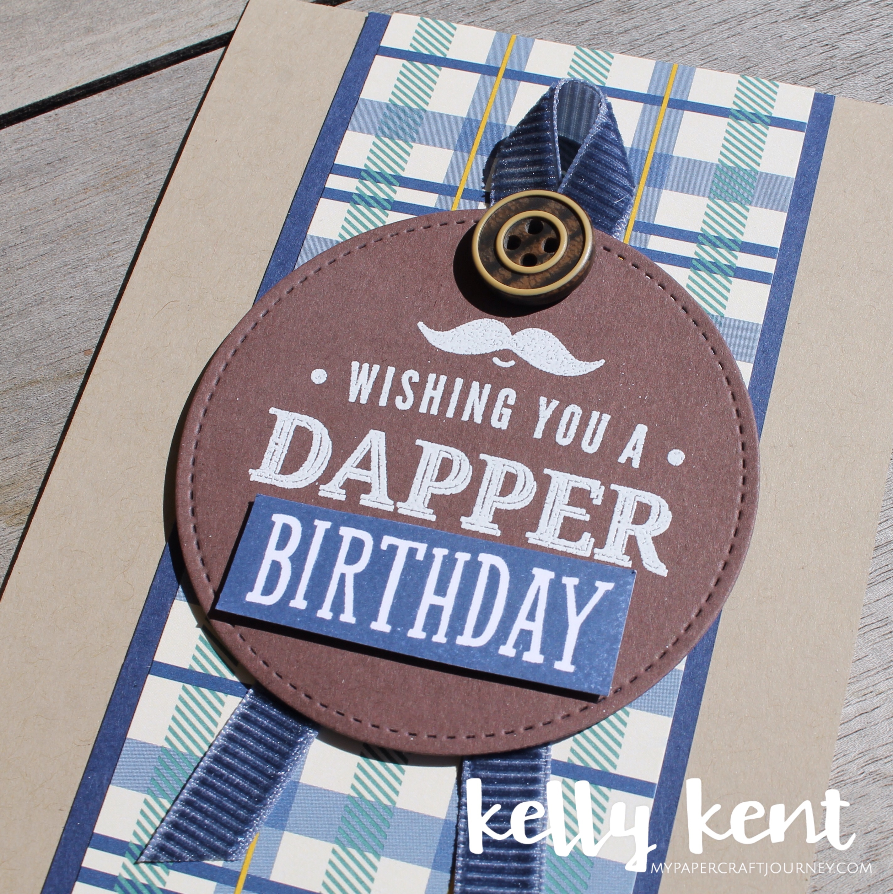 Dapper Birthday | kelly kent