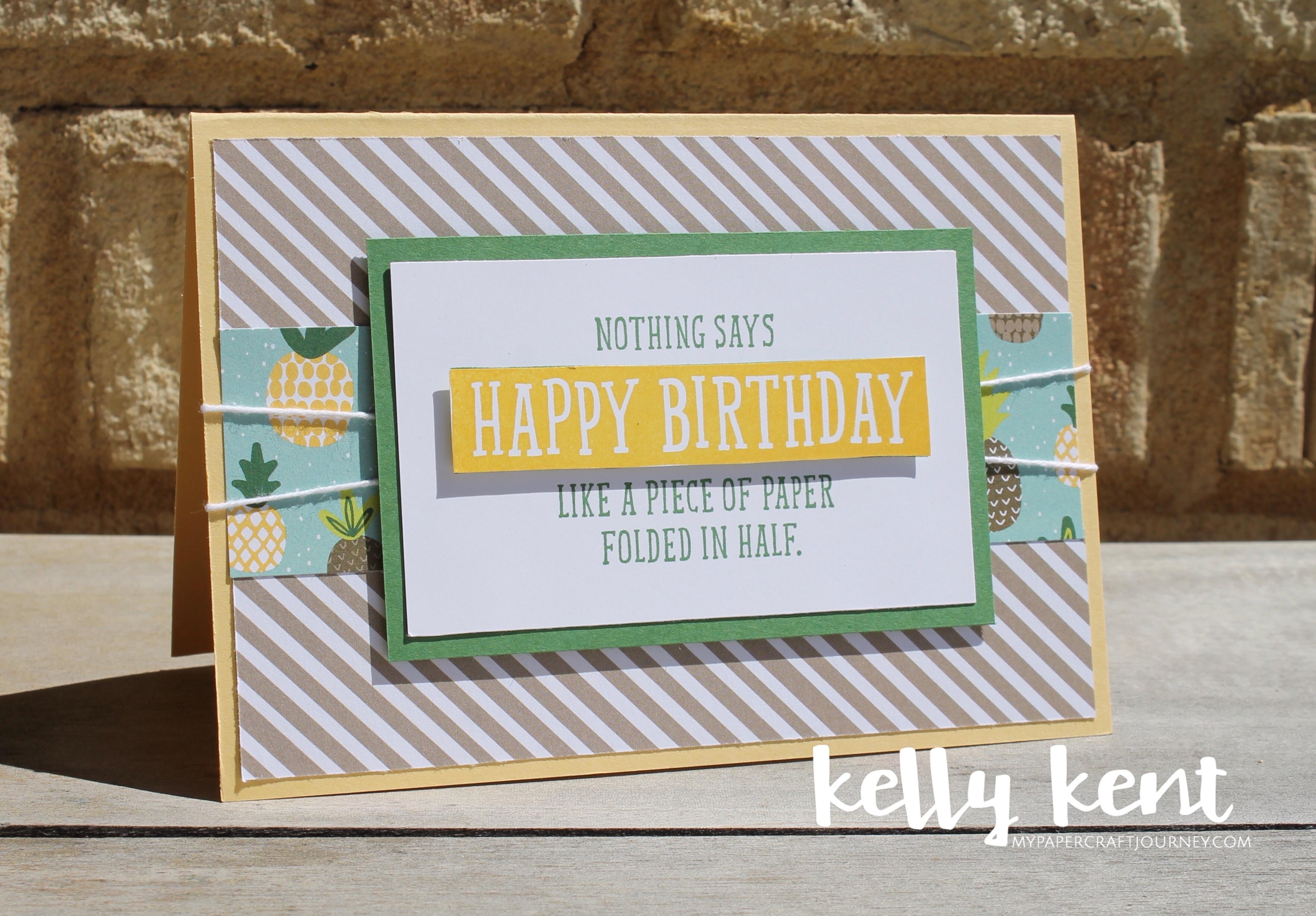 Birthday Wit   kelly kent