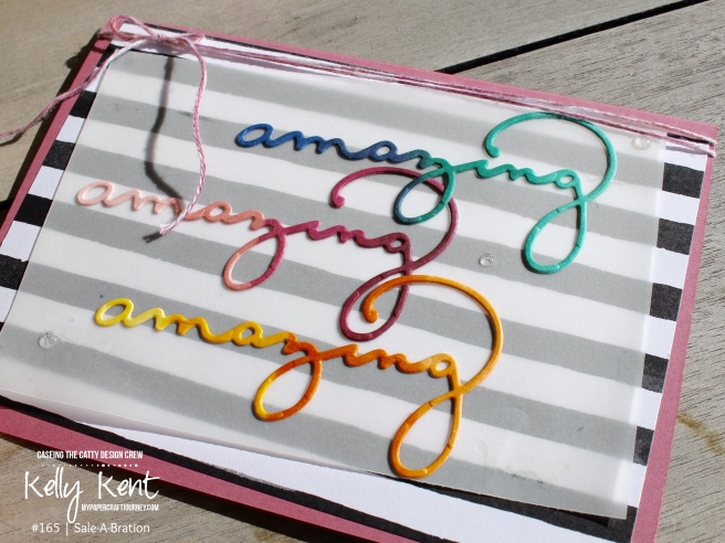 Celebrate 'Amazing' You | kelly kent