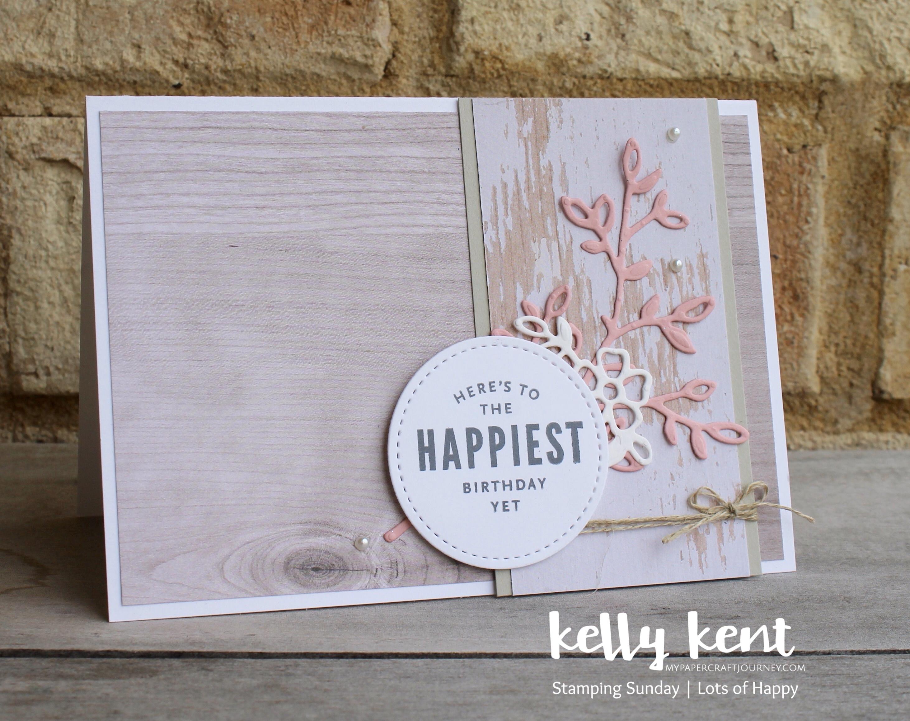 Lots of Happy Kit | kelly kent