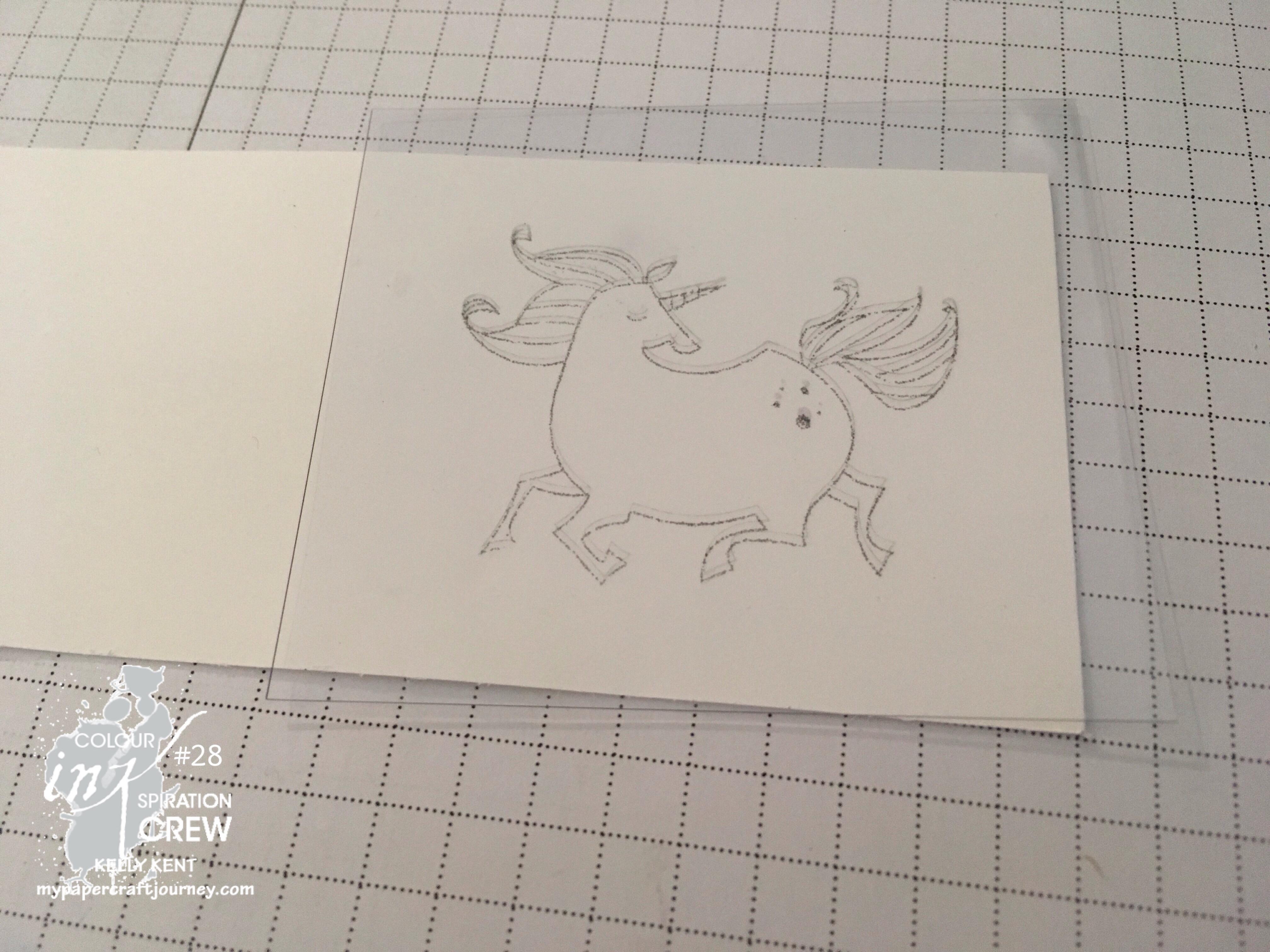 Reflection Technique - Unicorn   kelly kent
