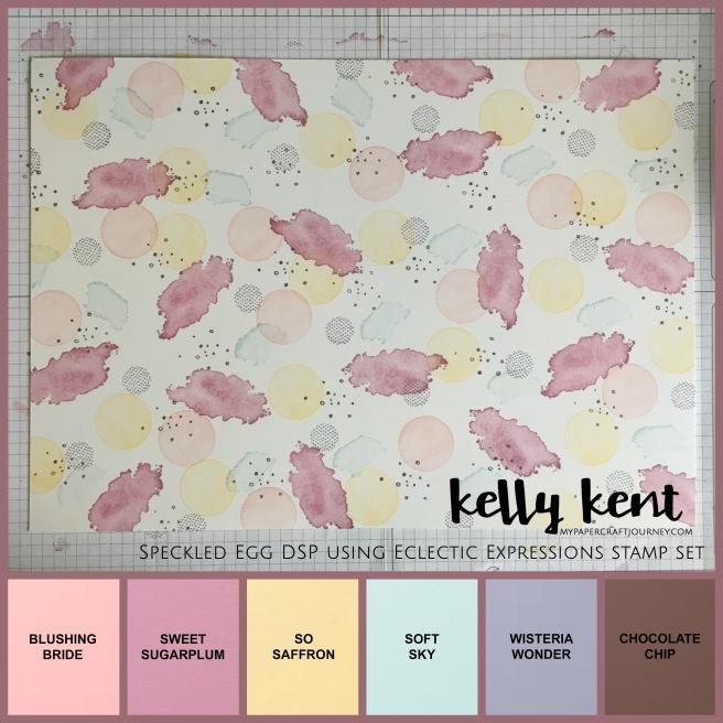 Speckled Egg DSP | kelly kent