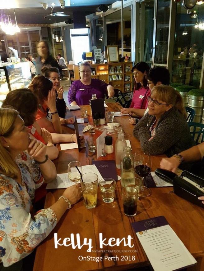 OnStage Perth 2018 | kelly kent