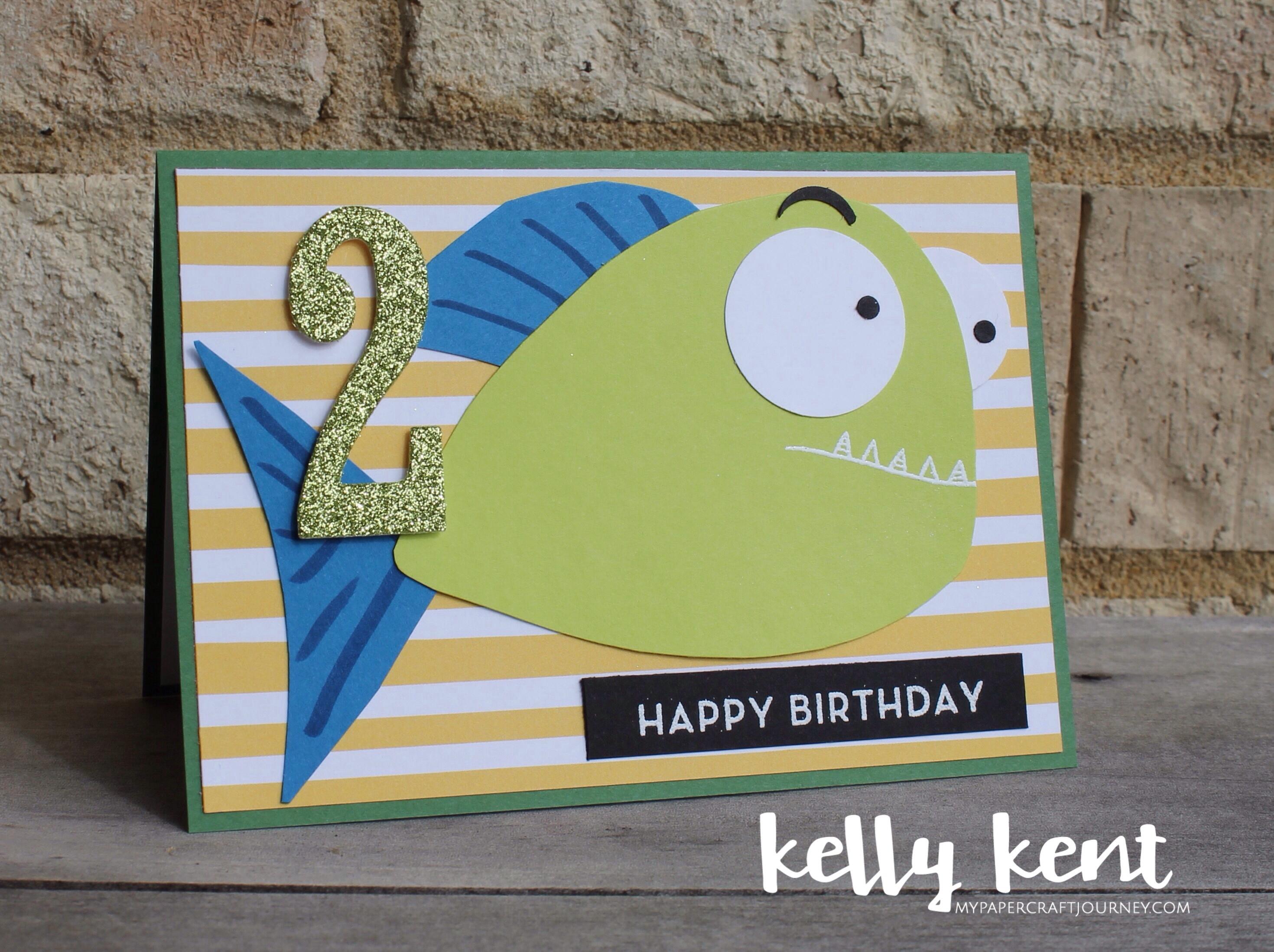 Piranhas Don't Eat Bananas | kelly kent