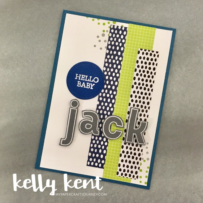 Lined Alphabet stamp set | kelly kent