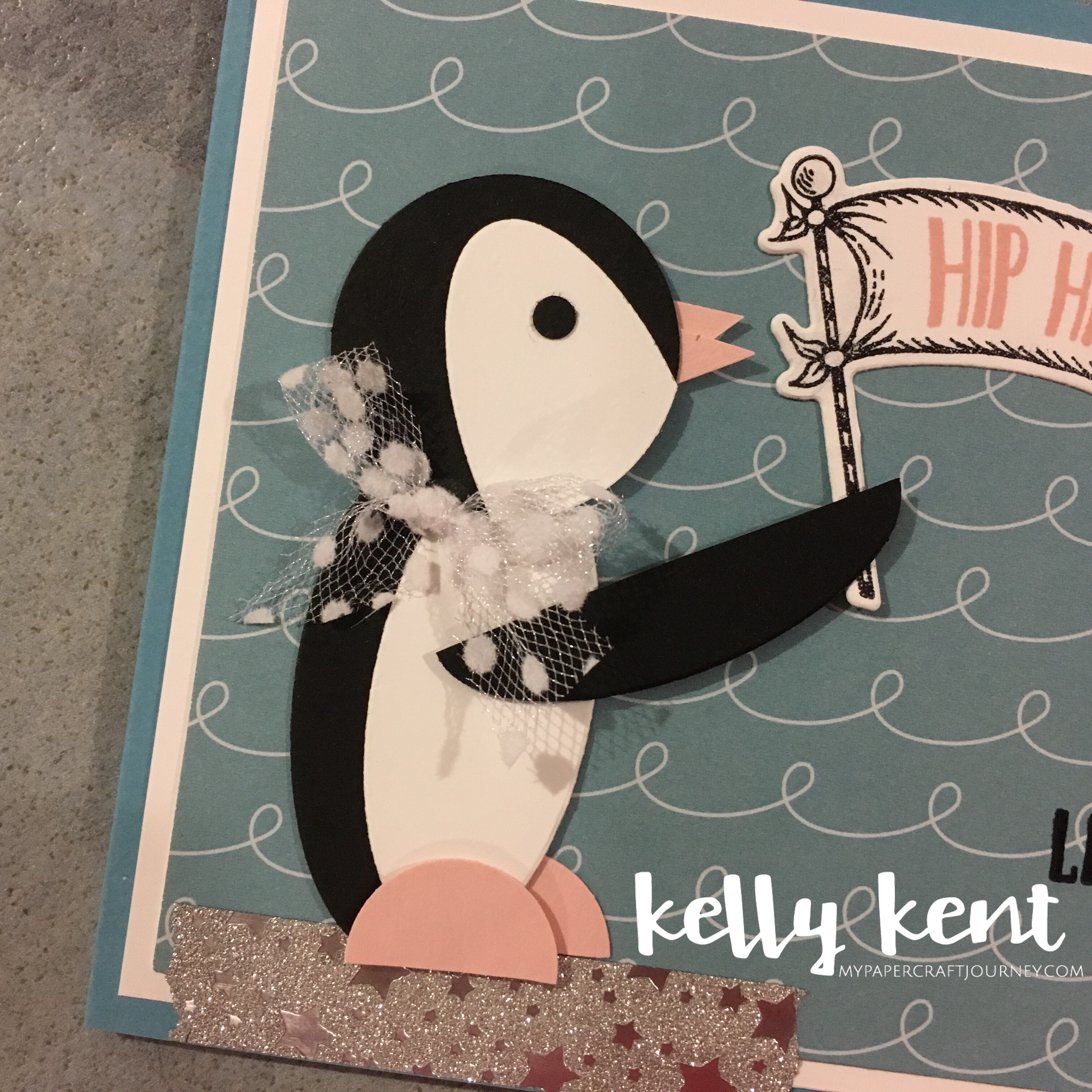 Penguin Birthday Wishes | kelly kent