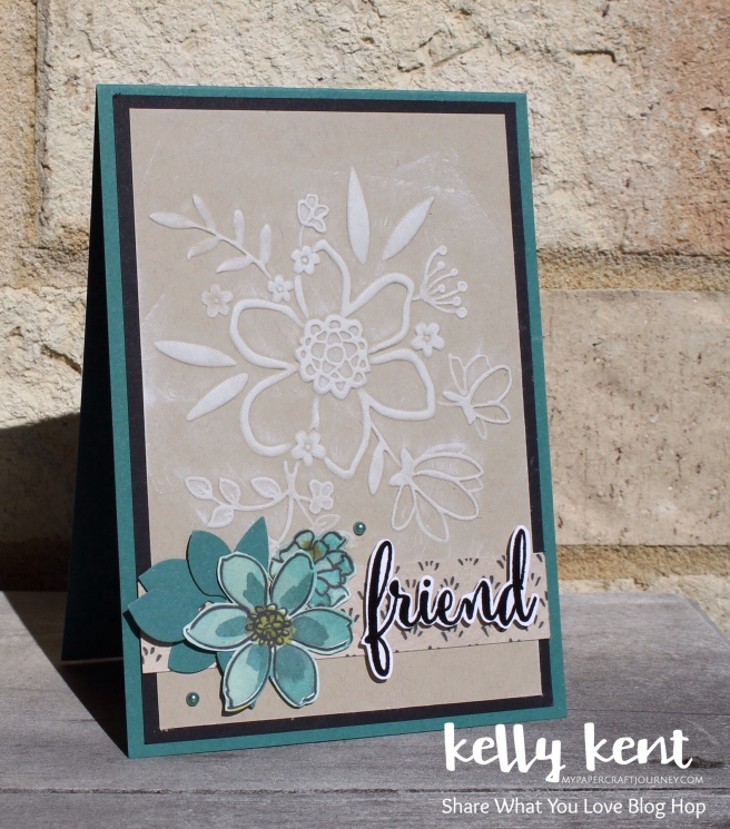 Share What You Love | kelly kent