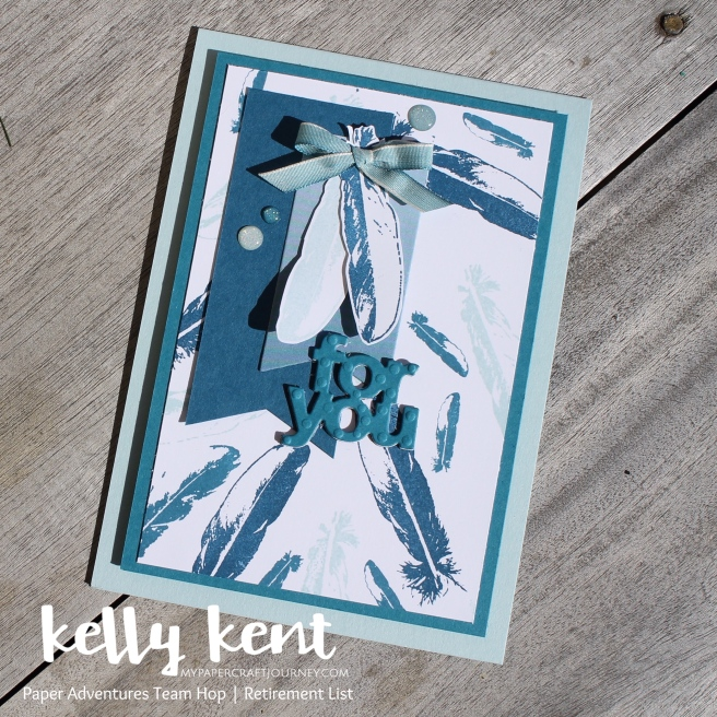 Feather Together | kelly kent