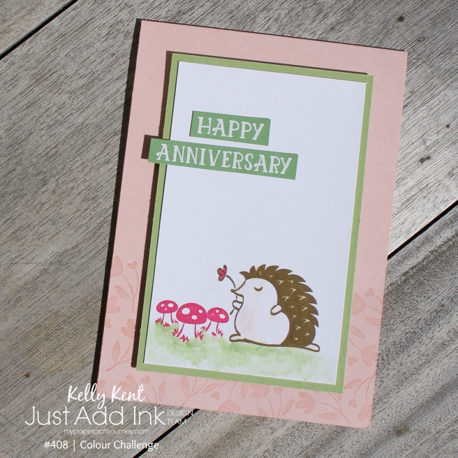 Hedgehugs Anniversary | kelly kent