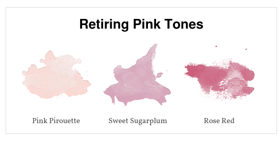 Retiring Pink Tones | kelly kent