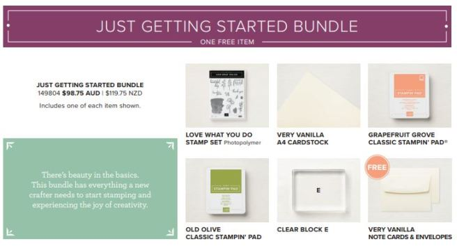 Share What You Love Bundle 1
