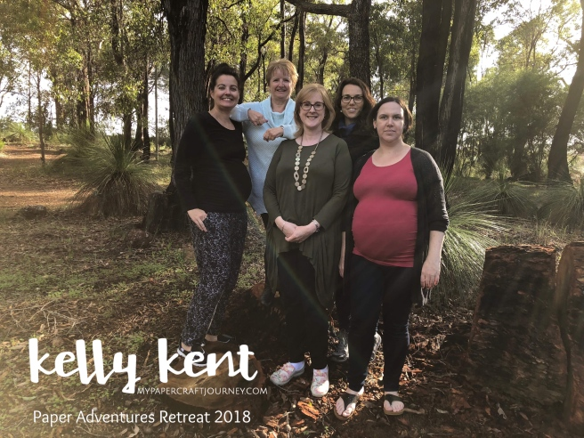 Paper Adventures Team Retreat 2018 | kelly kent