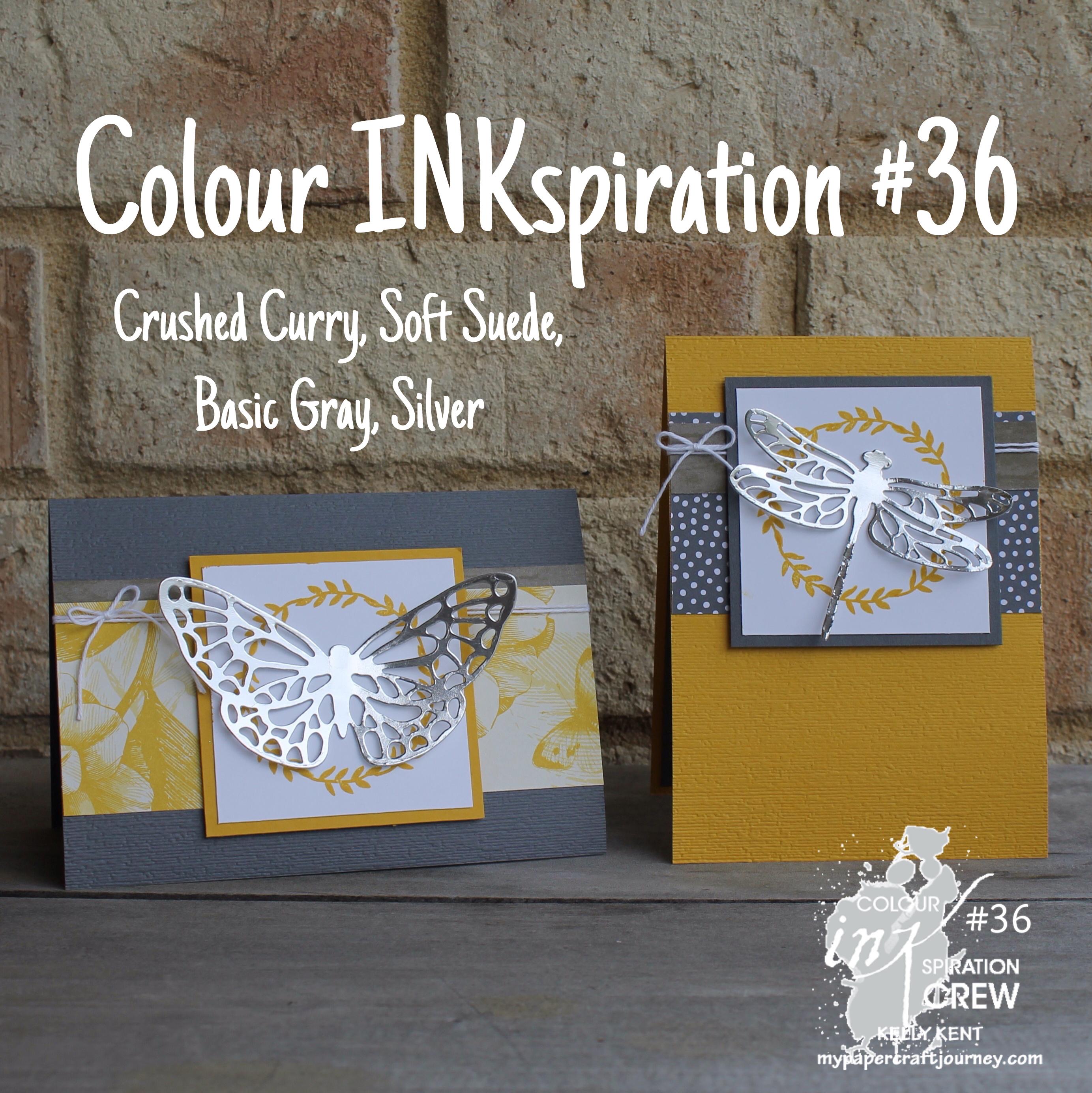 Colour INKspiration #36 | kelly kent