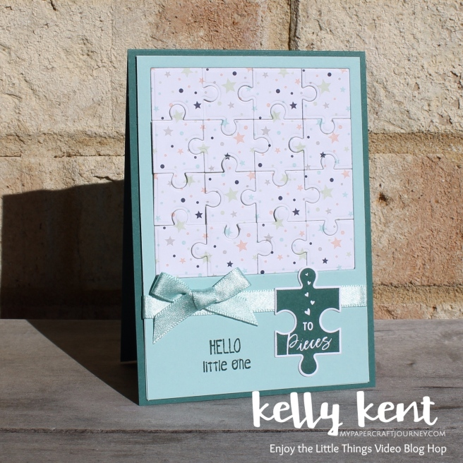 Interactive Puzzle Card | kelly kent