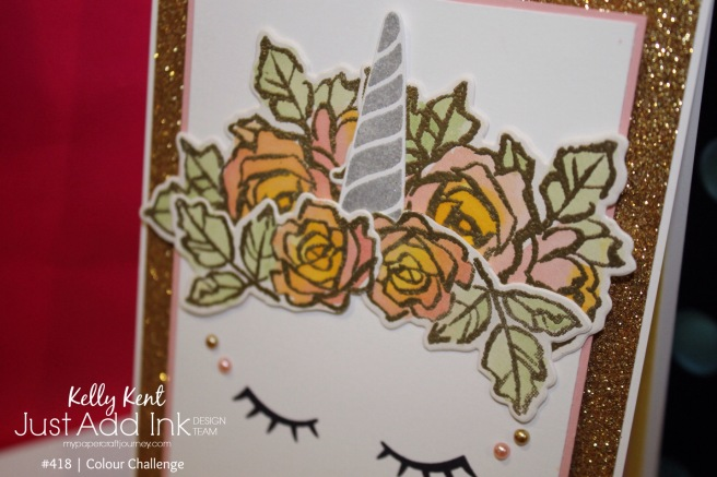 Petal Palette Unicorn | kelly kent