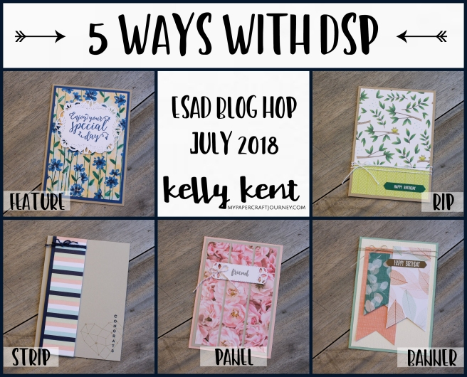 5 ways with DSP | kelly kent