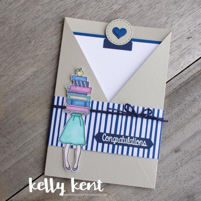 Hand Delivered Books | kelly kent