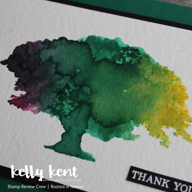 Stamp Review Crew - Rooted in Nature | kelly kent
