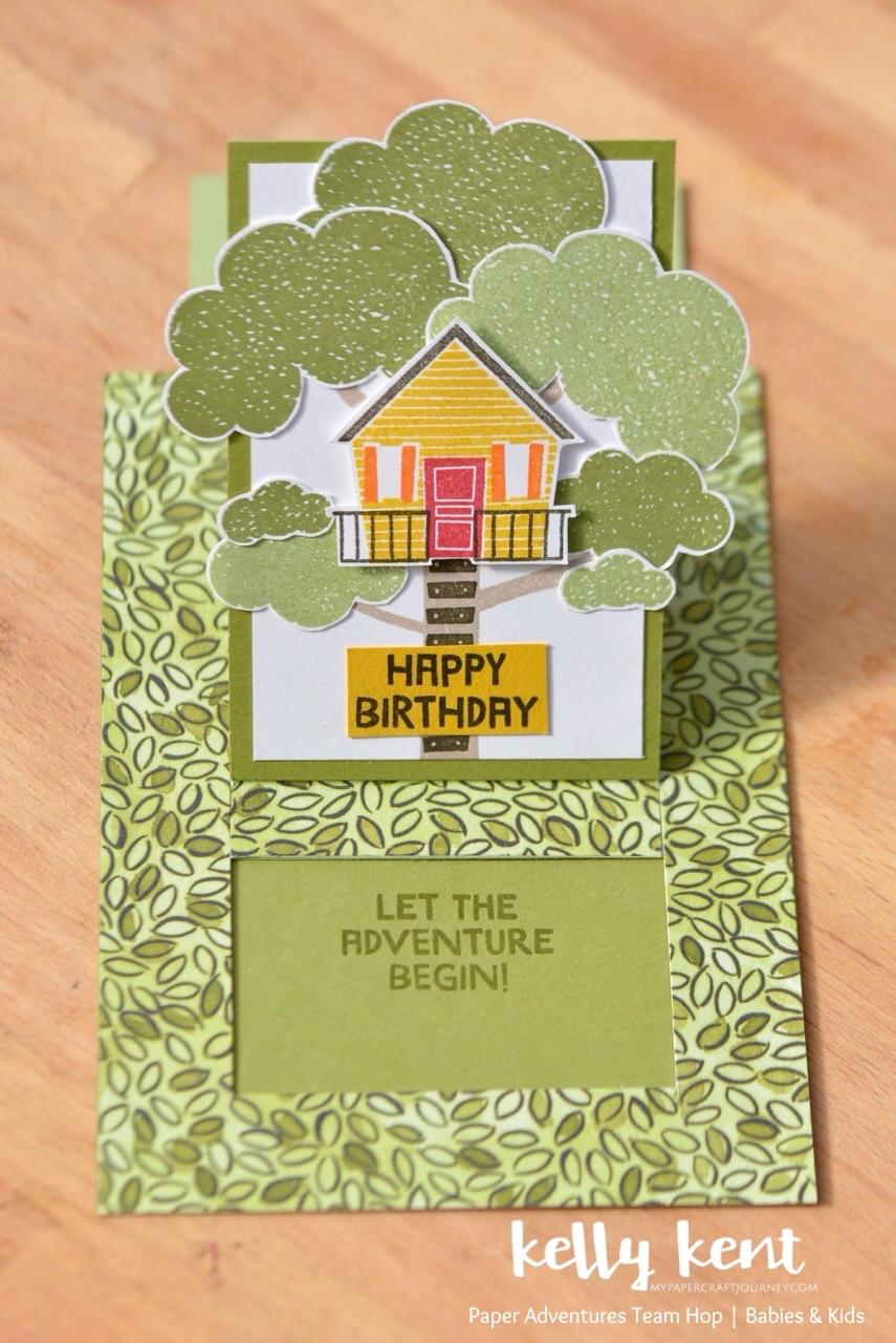 Treehouse Adventures | kelly kent