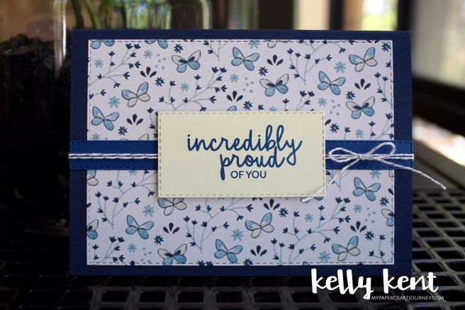 Incredibly Proud | kelly kent