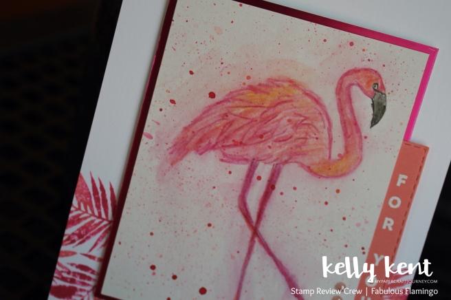 Fabulous Flamingo | kelly kent